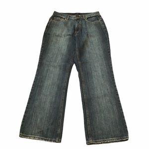 Venezia Bootcut Jeans Plus Size